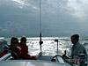 Bas en de navigatrixen (Nienke en Chris)